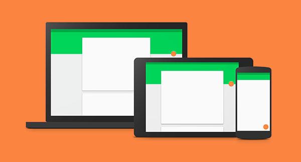 Google - Material design - 2015